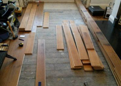 Wood Floor Repair Chiswick