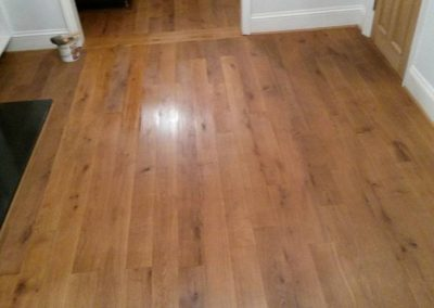 Wood Floor Repair Chiswick