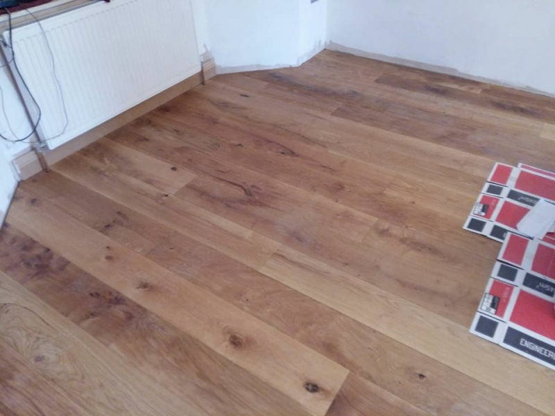 Wood Flooring in Hillingdon