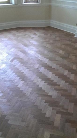 Flooring installation in Central London