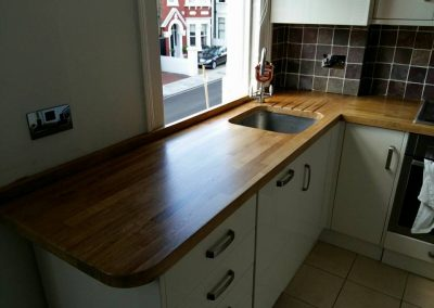 Kitchen Worktop Repair in Richmond