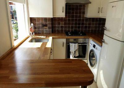 Kitchen Worktop Repair in Richmond