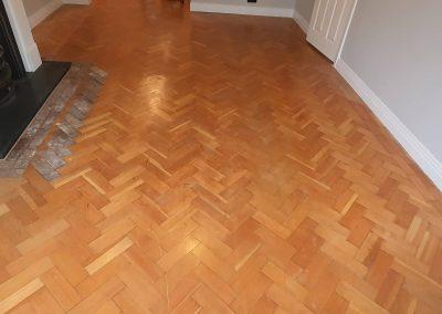 Wood Floors in Lightwater