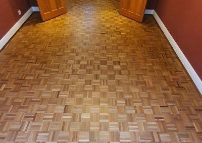 Wooden Floor Sanding in Sunningdale