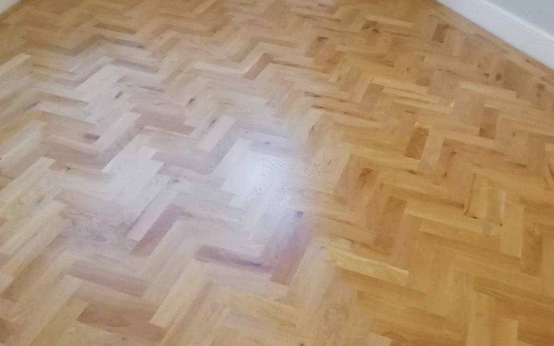 Parquet Flooring in Camberley