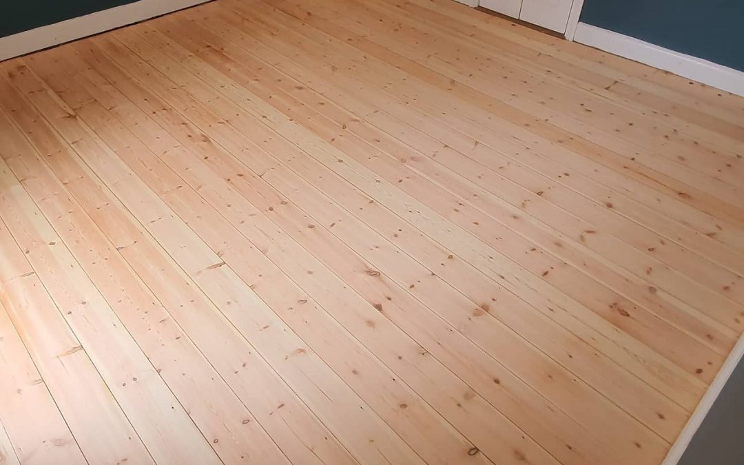 Floor Sanding in Kew