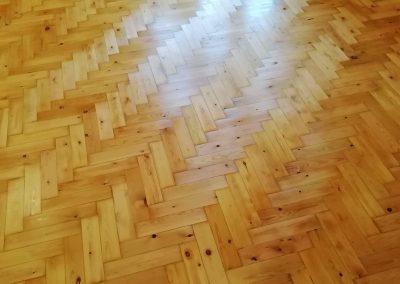 Wood Flooring in Camberley