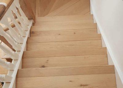 Wooden Flooring in Camberley