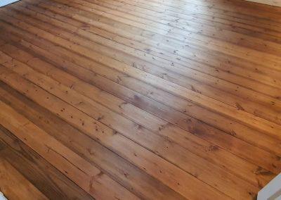 Flooring restoration in Kew