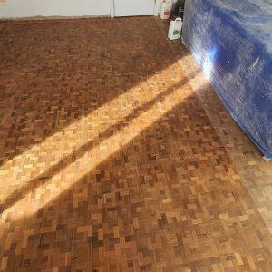 Wood Floor Sanding in Kew
