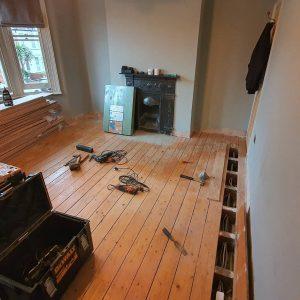 Wood Floor Fitters in Ealing