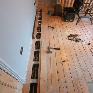 Floor Fitting in Ealing