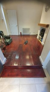 Wood Floor Varnishing in Camberley