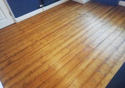Floorboard Varnishing in Camberley