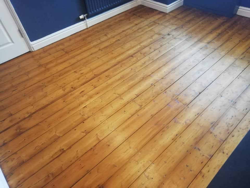 Floorboard Varnishing in Camberley