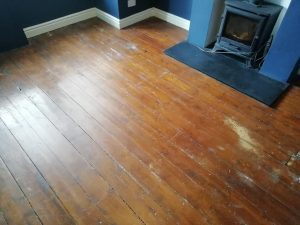 Floor Varnishing in Camberley