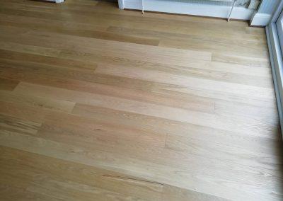 Wood Floor Refurbishment in Camberley